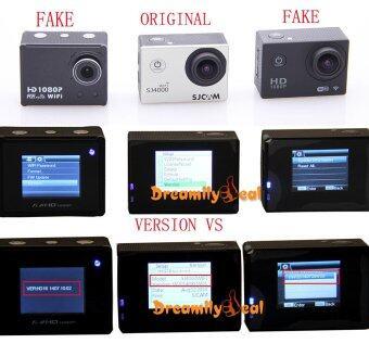Babybearonlineกล้อง Sport SJCamSJ4000รุ่นwifiVersion