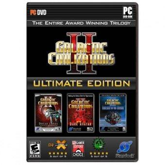 GAMES Galactic Civilizations II Ultimate Edition (PC)