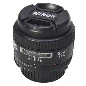 Nikon AF 50mm f/1.4D f1.4D Lens Black