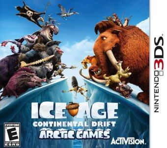 3DS: Ice Age-Continental Drift