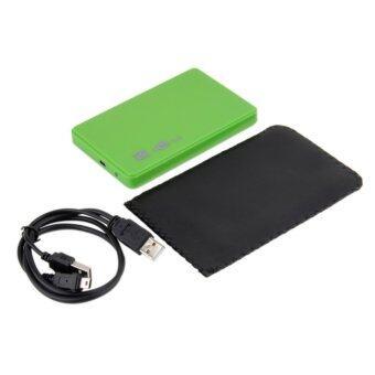 โอนิว USB 2.0 480Mbps ปิดเคสกล่องสำหรับพกพา 76.2ซม SATA ฮาร์ดไดรฟ์-ระหว่างประเทศ