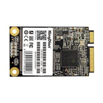 Kingdian M100 16GB Solid State Drive / mSATA Hard Disk for Desktop / Laptop, Size: 5 x 3 cm (Black)