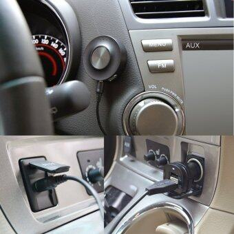 Avantree ตัวรับสัญญาณบลูทูธ สำหรับใช้ในรถยนต์ พร้อมไมค์ในตัว