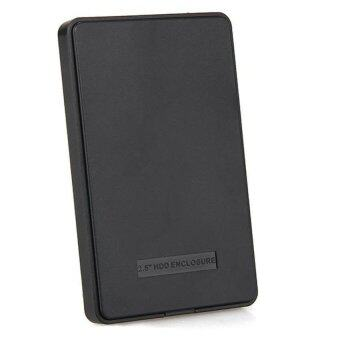 USB 3.0 2.5-Inch Sata HDD Hard Disk Drive External Enclosure Case Box Black