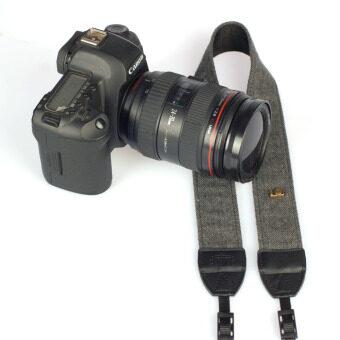 กล้องเข็มขัดรัดคอไหล่ปวดสำหรับ Sony Nikon Canon Olympus Panasonic Pentax DSLR SLR (image 4)