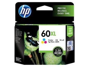 HP 60xl Ink Cartridge - Tri-color