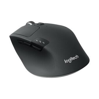 Logitech M720 Triathlon Multi-device Wireless Mouse (Black)