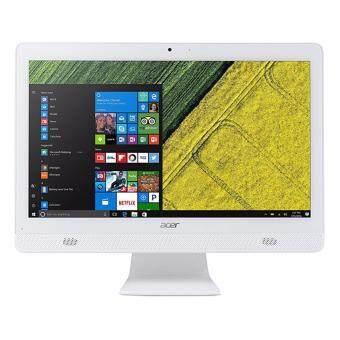 "Acer Aspire C20-720-374G5019Mi(DQB6ZST001) J3710,4GB,500GB,19.5"",DOS (White)"