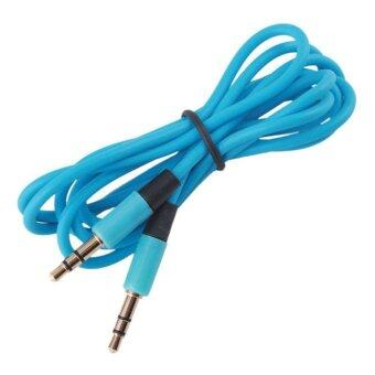 BUYINCOINS 3.5mm Male to Male Plug Jack Stereo Audio AUX Cable For iPhone iPod MP3 #4