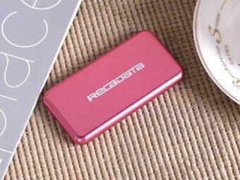 Mini External 256GB MLC USB 3.0 Portable mSATA Encryption Solid State Drive SSD, rose - intl