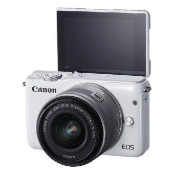Canon EOS M10 เลนส์ EF-M15-45mm & EF-M22mm White + SD 8 GB (image 3)