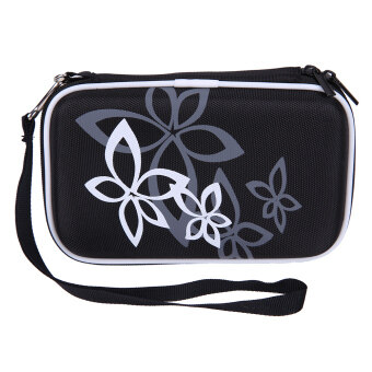 Hard Pouch Carrying Case Bag for 2.5 inch Portable External Hard Drive - intl
