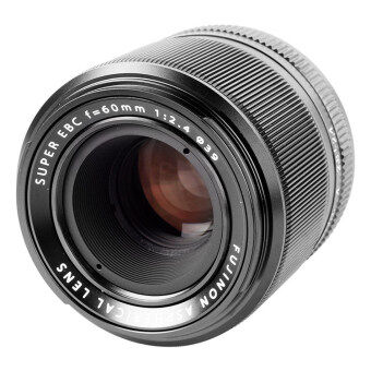 Fujifilm Fujinon XF 60mm f/2.4 f2.4 R Macro Lens Black