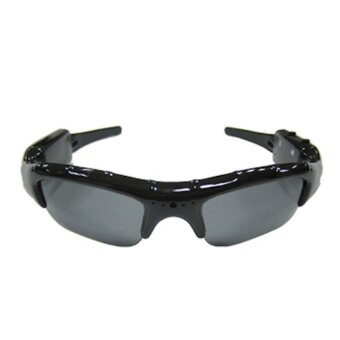 Babybearonline กล้องแว่นตากันแดด รุ่นพิเศษมี MP3