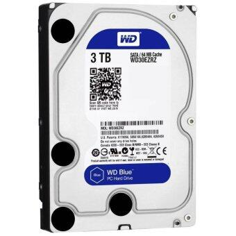 "Western Digital WD30EZRZ HDD 3.5"" 3TB BLUE 5400RPM SATA 64MB"