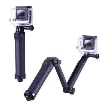 IT OK Monopod ไม้เซลฟี่สำหรับกล้อง Action Cam Multi-function Folding Arm 3-Way