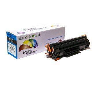 HP Color Box ตลับหมึกพิมพ์เลเซอร์ชนิดเทียบเท่า HP LaserJet CE285A (85A) (สีดำ) สำหรับเครื่องปริ้น HP LaserJet P1102/P1102w/M1130/M1132/M1212nf/M1217nfw