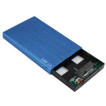 "USB 3.0 SATA 2.5"" inch HD HDD Hard Disk Drive Enclosure External Case Box EVM - Intl"