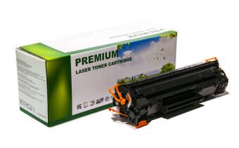 BOOM ตลับหมึกพิมพ์เลเซอร์ HP Color LaserJet Pro MFP M477fdn/ M477fdw/ M477fnw (Y)