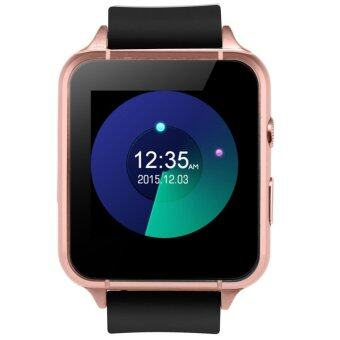 M88 Band Removable Smart Watch w Heart Rate  Sleep Monitoring - Gold - intl
