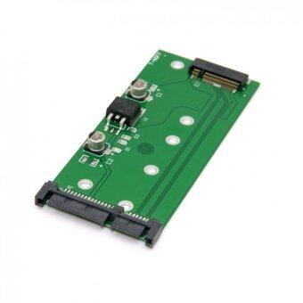 "M.2 NGFF PCI-E 2 Lane SSD to 7mm 2.5"" SATA 22pin hard disk case PCBA for E431 E531 X240S Y410P Y510P - intl"