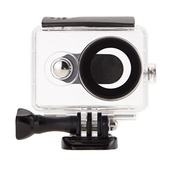 EACHSHOT 40m Underwater Waterproof Protective Housing Case for Xiaomi Yi Action Camera (Black)