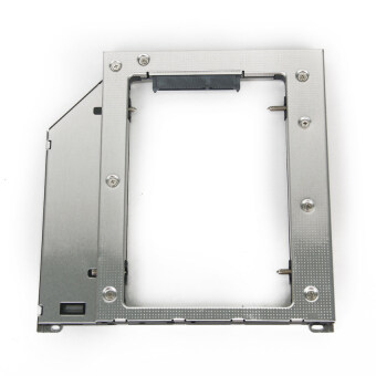 Bottomless 2nd HDD SDD Hard Drive Caddy for Apple MacBook Pro Unibody - intl