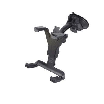 360 Degree Rotating Tablet Car Mount Holder Stand 7-10 inch For iPad 2 3 4 GPS