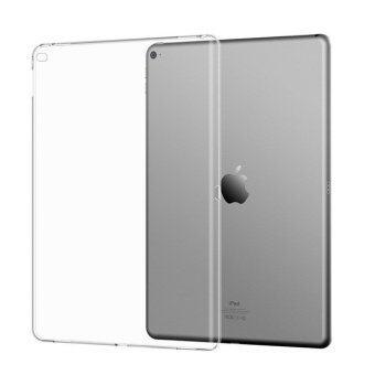 CASE PHONE Soft Case เคสไอแพดโปร 9.7 นิ้ว (รุ่นแรก)TPU นิ่ม - Transparent Soft TPU Back Case Cover for iPad Pro9.7