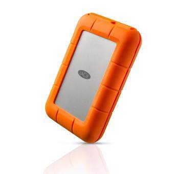 LaCie Rugged Thunderbolt 2TB USB3.0 with integrated Thunderbolt cable