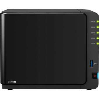 Synology DiskStation Drive DS916+2GB 4 Bays NAS