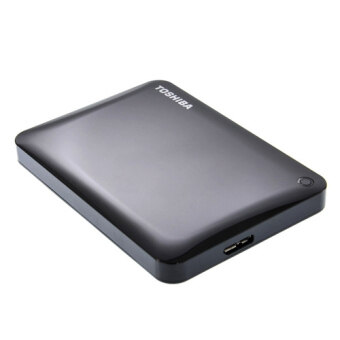 Toshiba Hard Disk External 2.5 1TB (Black)