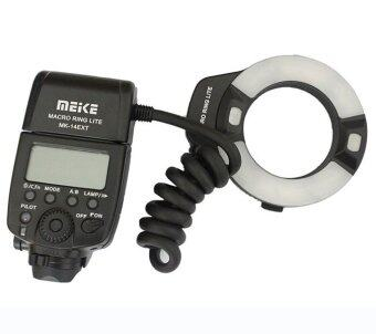 Macro Ring Flash ริงแฟลชถ่ายมาโครแบบ Auto ใช้แทน Nikon R1C1 for D5100,D5200,D5300,D5500,D3100,D3200,D3300