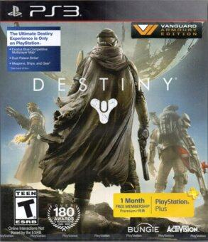 PS3 Destiny online Game only: Require PSN Plus membership (ENG)