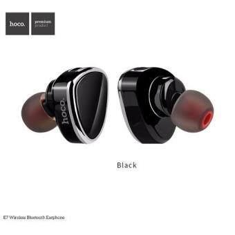 HOCO E7 หูฟังบลูทูธ ไร้สาย Premium Earphone Bluetooth V4.1 black