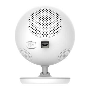 D-link กล้อง IP พูดคุยโต้ตอบได้พร้อมช่องใส่Micro SD รุ่น DCS-820L สีขาว