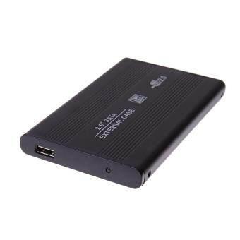 "External 3TB Drive HDD Mobile Disk Box USB 2.0 Portable Laptop SATA 2.5"" - intl"