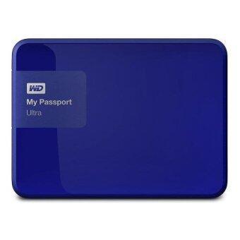 WD NEW My Passport Ultra 500GB (WDBWWM5000ABL) Portable Storage (Blue) (500GB)