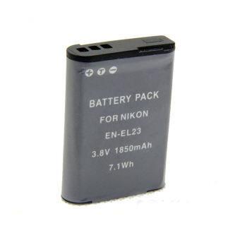 แบตเตอรี่กล้อง รุ่น EN-EL23, ENEL23 แบตกล้องนิคอน Nikon COOLPIX B700, COOLPIX P600, COOLPIX P610, COOLPIX P900, COOLPIX S810c ..Replacement Battery for Nikon