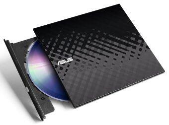 Asus External Slim DVD Drive รุ่น SDRW-08D2S-U LITE - Black