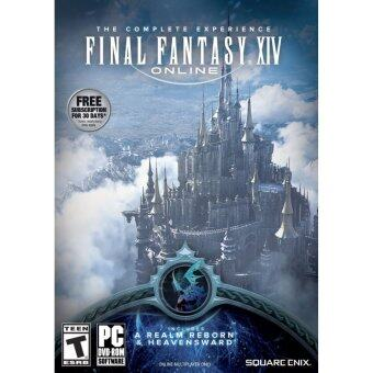 PCC Final Fantasy XIV Online: The Complete Experience (DVD-ROM) (US)