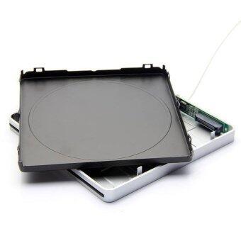 USB 2.0 IDE External CD/DVD ROM RW Drive Slim Enclosure Case For Laptop Portable - Intl
