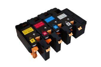 Smart Toner ตลับหมึกพิมพ์เลเซอร์ Fuji Xerox Toner DocuPrint CP105b / CP205 / CP205w / CM205b / CM205fw / CP215w / CM215fw (แพ็ค 4 สี) ตลับหมึกเลเซอร์ (BK,C,M,Y)(ครบชุด4ตลับ ดำ,น้ำเงิน,แดง,เหลือง) (image 1)