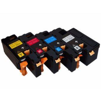 Smart Toner ตลับหมึกพิมพ์เลเซอร์ Fuji Xerox Toner DocuPrint CP105b / CP205 / CP205w / CM205b / CM205fw / CP215w / CM215fw (แพ็ค 4 สี) ตลับหมึกเลเซอร์ (BK,C,M,Y)(ครบชุด4ตลับ ดำ,น้ำเงิน,แดง,เหลือง) (image 0)