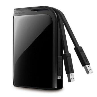 Buffalo MiniStation Extreme Portable Hard Drive 1TB (Black)