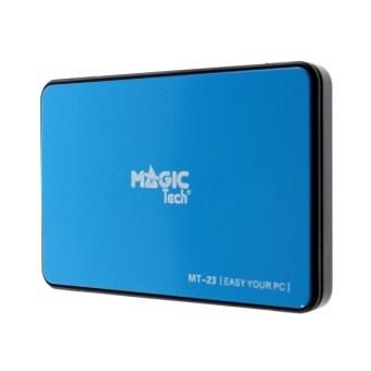 Magictech Enclosure 2.5'' SATA รุ่น MT-23 (Blue)
