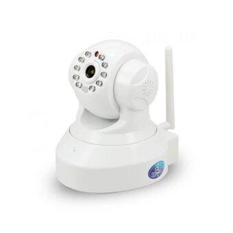 Pnp cam กล้อง IP Camera Wireless - สีขาว