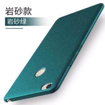 MERCU เคส Xiaomi Mi Max PC Frost Shiled Case ผิวทราย (เขียวเข้ม)(Deep green)