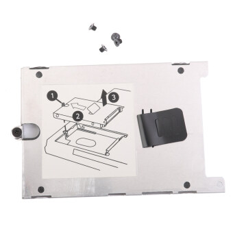 Hard Drive HDD Caddy Case Cover w/Screws for HP 2760P