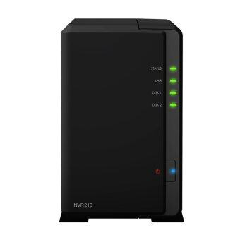 Synology NVR216-CH9 Network Video Recorder 9 Channels